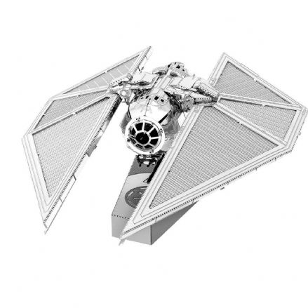 Star Wars Rogue One Metal Earth Imperial Tie Striker Model Kit